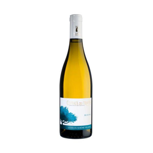 Vin blanc côtes du Rhônes Villages