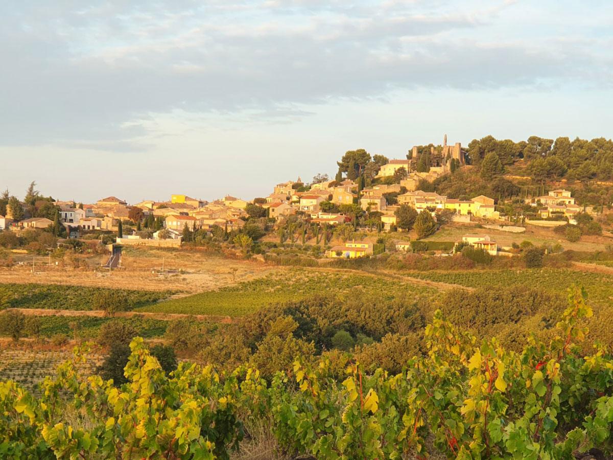 Village de Rasteau