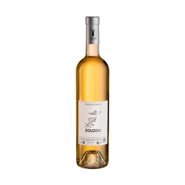Vin blanc minéral ZOUZOU