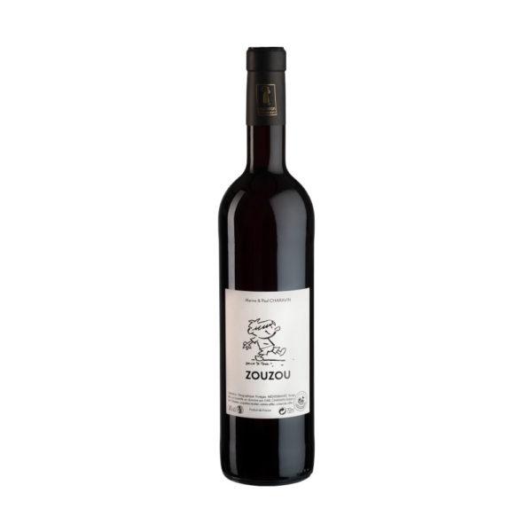 vin rouge fruité