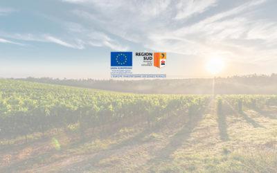 L'UE et le FEADER financent notre nouvel outil